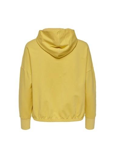 Only Sweatshirt Sarı